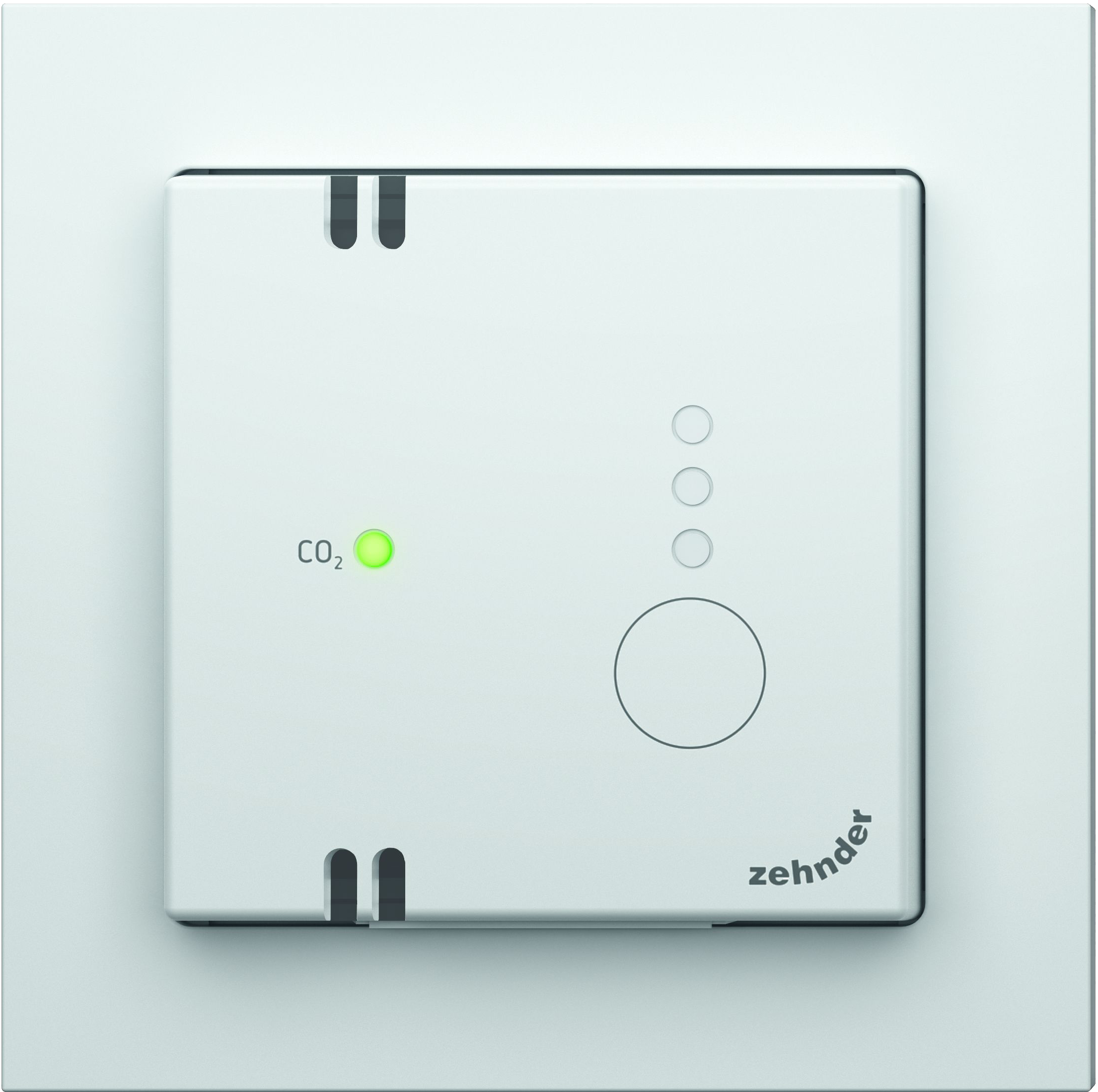Zehnder-CO2-sensor-C55-Square-LED-on.png
